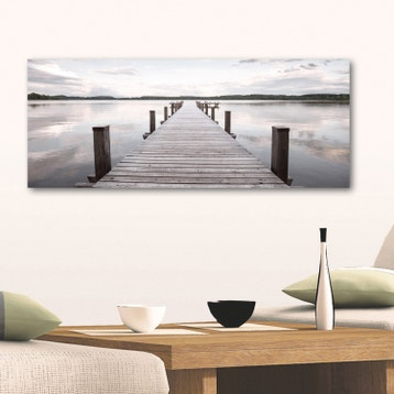 affiche toile et plaque murale au meilleur prix leroy. Black Bedroom Furniture Sets. Home Design Ideas