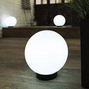 Boule solaire Melao blanc INSPIRE