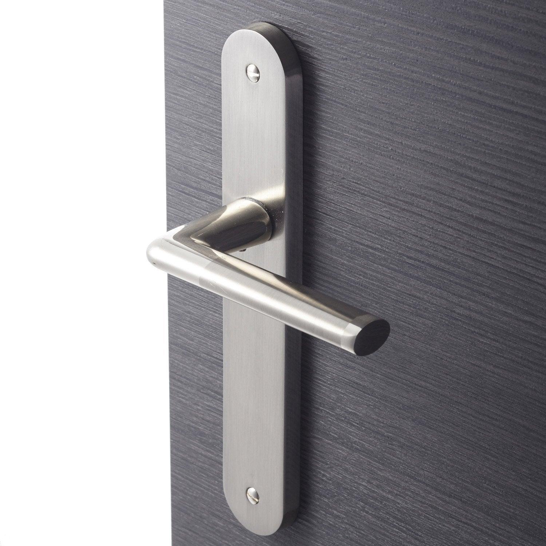 2 poign es de porte sophie sans trou inspire zamak 195. Black Bedroom Furniture Sets. Home Design Ideas