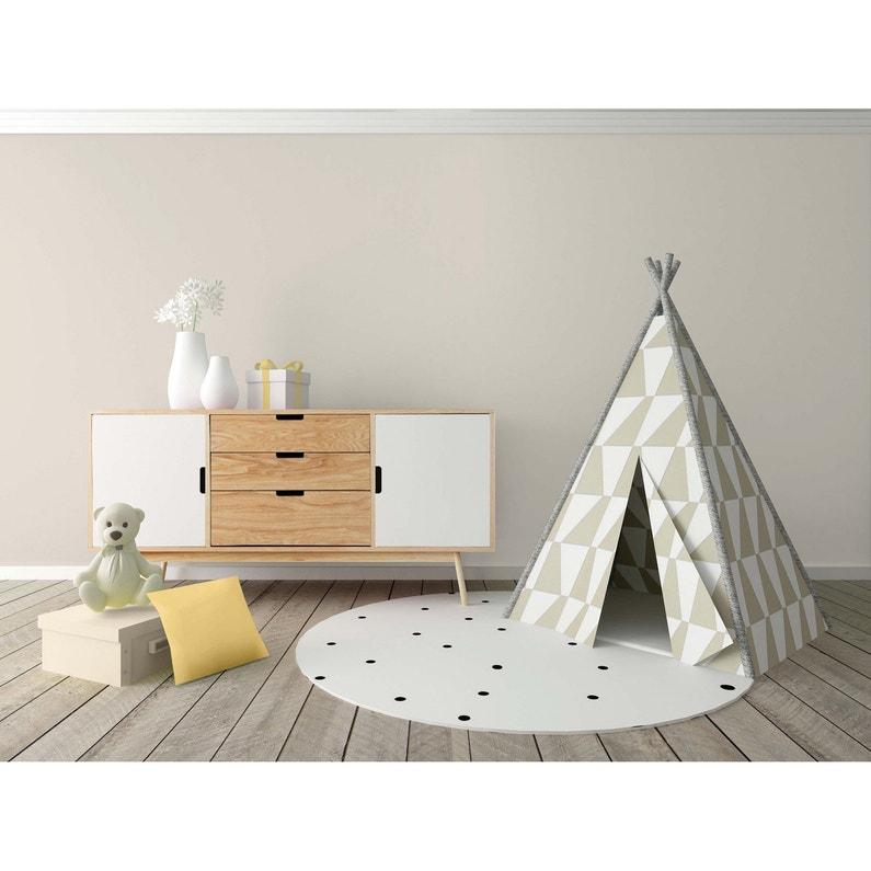 peinture beige poudr satin ripolin chambre enfants 0 5 l leroy merlin. Black Bedroom Furniture Sets. Home Design Ideas