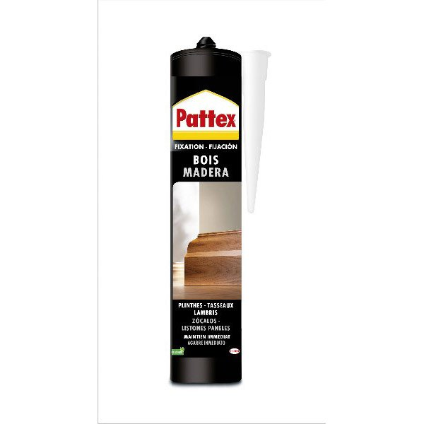 Colle Mastic Fixation Plinthes Pattex 380 G