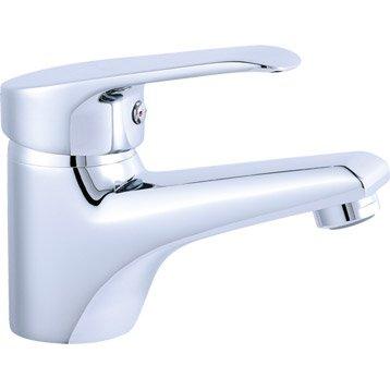 Mitigeur lavabo chromé, SENSEA Lexo