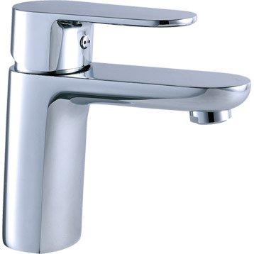 Mitigeur lavabo chromé, SENSEA Laly