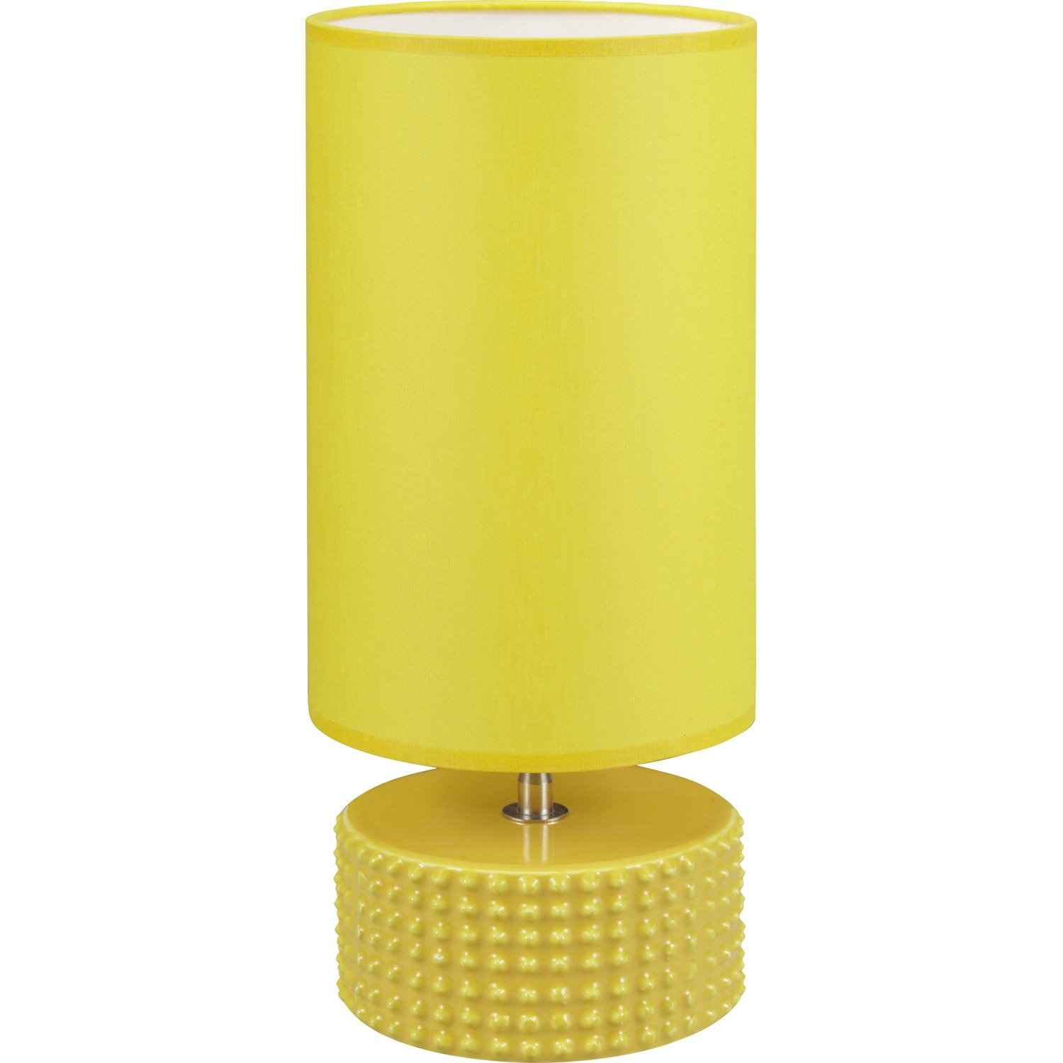lampe e27 katus coton jaune 60 w leroy merlin. Black Bedroom Furniture Sets. Home Design Ideas