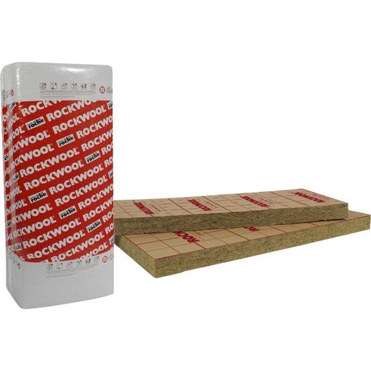 panneau en laine de roche rockmur rockwool ep. Black Bedroom Furniture Sets. Home Design Ideas