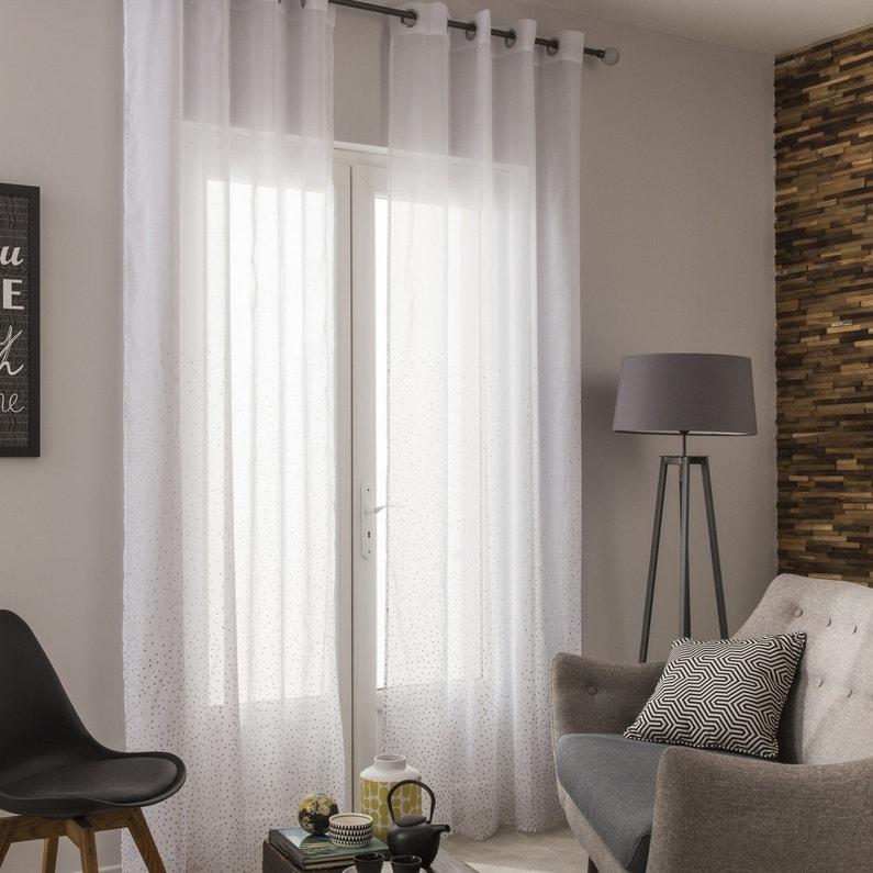 rideaux et voilages habillent vos fen tres. Black Bedroom Furniture Sets. Home Design Ideas