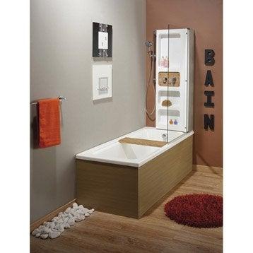 Baignoire Avec Porte Leroy Merlin - Maison Design - Deyhouse.Com