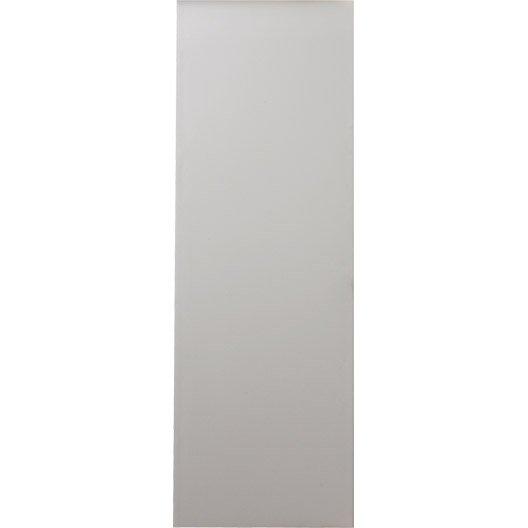 Porte coulissante isoplane x cm leroy merlin for Porte coulissante 93 cm