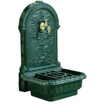 fontaine et cascade d 39 ext rieur en pierre d coration. Black Bedroom Furniture Sets. Home Design Ideas
