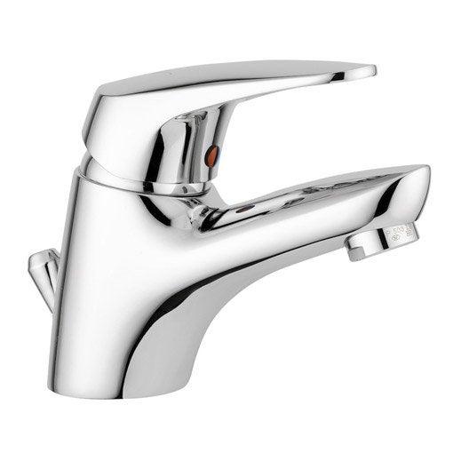 Robinet de lavabo et vasque robinet de salle de bains for Mitigeur salle de bain leroy merlin