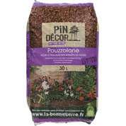Pouzzolane PIN DECOR, 30 L