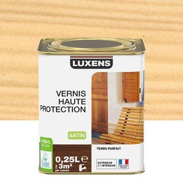 Lasure et vernis ext rieur bois peinture lasure et traitement ext rieur leroy merlin - Vernis bois incolore ...