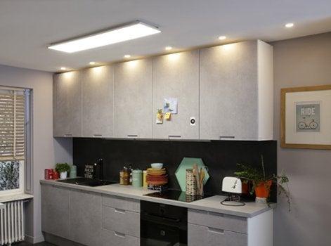Tout savoir sur l éclairage dans la cuisine leroy merlin