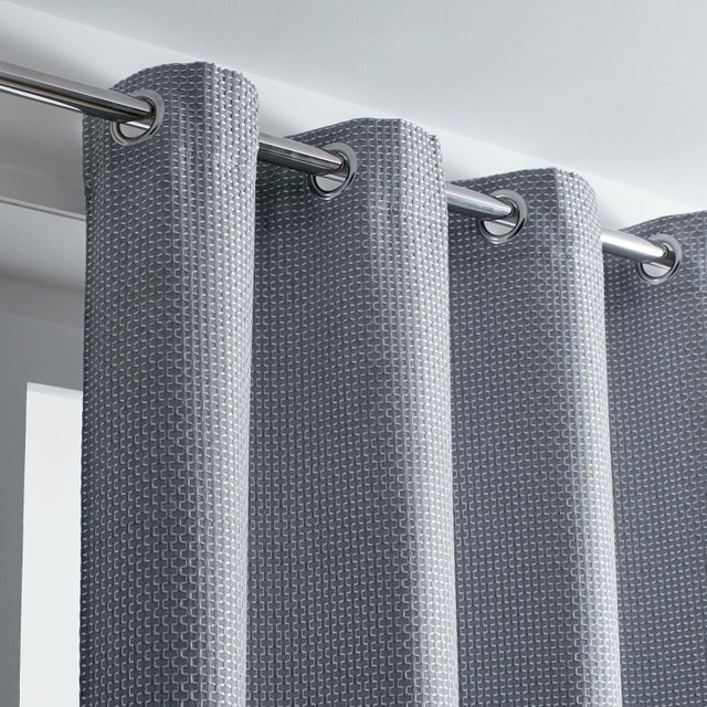 tringle rideau style industriel cool rideau style industriel luxury dco loft style industriel. Black Bedroom Furniture Sets. Home Design Ideas