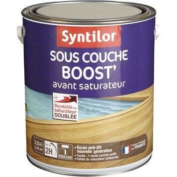 Sous-couche saturateur SYNTILOR Boost' 2.5 l, incolore